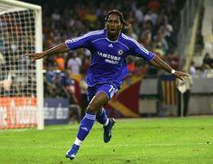Didier-Drogba  Chelsea