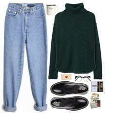 New Ideas Fashion Hijab Jeans Street Styles Mode Outfits, Grunge Outfits, Winter Outfits, Casual Outfits, Fashion Outfits, Ootd Winter, Hijab Fashion, Look Fashion, Korean Fashion