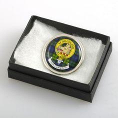 Clan Crest Pin Badge