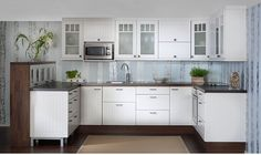 Explore the good kitchen decor ideas and get inspiration to renovate kitchens to create the kitchen of your dreams. If you need kitchen design expert contact Ingwallköket.se/inspiration/ Posted by iamerikandersson on Tagged: China Kitchen, Kitchen Decor, Kitchen Design, Custom Kitchen Cabinets, Panel Doors, Cabinet Doors, Cool Kitchens, Kitchen Remodel, Custom Design