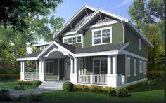 Bungalow house plans craftsman house architectural style house plans
