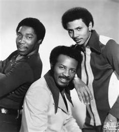 The O'Jays - Eddie Levert, Walter Williams and the late William Powell