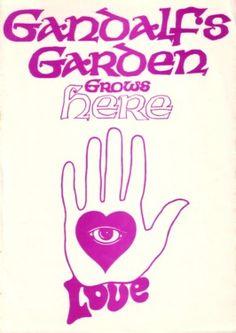 gandalf's garden window card