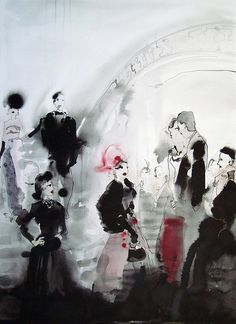 grandentrance by Bridget Davies