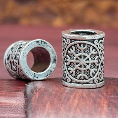 Viking Knotwork, The Helm Of Awe, Valhalla Viking, Beard Beads, Viking Culture, Elder Futhark Runes, Vegvisir, Norse Vikings, Viking Art
