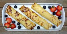 low carb Pfannkuchen Crepes Rezept