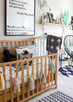 Penelope home - scandinavian nursery
