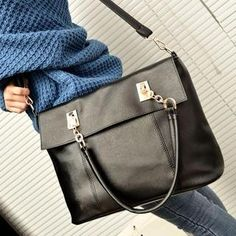 Faux-Leather Shoulder Bag from #YesStyle <3 TAIPEI STAR YesStyle.com