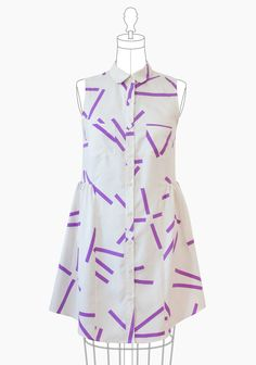 Alder Shirtdress PDF // Grainline Studio