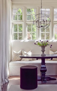 Made in heaven: Dining nook