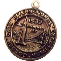 1939 World's Fair Charm
