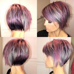 """4,074 likerklikk, 120 kommentarer – Krissa Fowles 💕 (@krissafowles) på Instagram: """"Hair cut/ color 🦄 by @cbensonhair @hairgod_zito @philipwolffhair 💁🏼♀️#krissafowles"""""""
