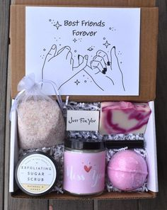 Diy Birthday Gifts For Friends, Cute Best Friend Gifts, Best Friend Christmas Gifts, Cute Birthday Gift, Bestie Gifts, Cute Christmas Gifts, Best Friend Presents, Creative Birthday Gifts, Cute Presents