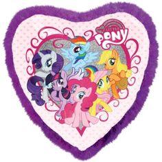 Boa Heart My Little Pony Balloon 30in x 30in - Party City