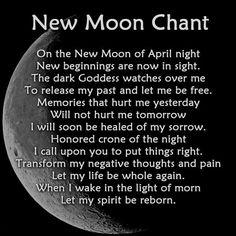 New Moon of December chant Moon Spells, Witchcraft Spell Books, New Moon Rituals, Healing Spells, Watch Over Me, Moon Magic, Tarot Reading, Spiritual Inspiration, Book Of Shadows