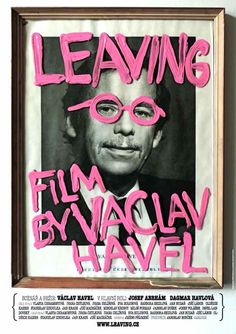 Leaving written and directed by Vaclav Havel, a little on the absurd side for my taste, but part of our third day at the Cleveland Film Festival 2012