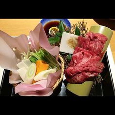 4th kaiseki course shabu shabu #food #foodie #foodgasm #foodporn #yum #yummy #instafood #instagood #photooftheday #instax #igers #iphonesia #ignation #foodstagram #gastronomy #cuisine #culinary #japan #osaka #traditional #kaiseki #shabushabu by mr_ah
