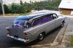 1960 Chrysler AP3 Hearse