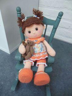 sweet little dolly
