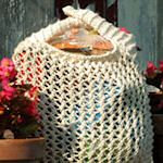 50 Shopping bags you can sew, crochet, knit or otherwise create.