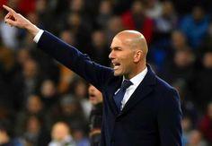 Zidane: Real Madrid Akan Berjuang Sampai Menit Terakhir