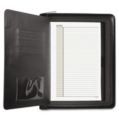 Day Runner Windsor Quick View Personal Organizer Black for sale online Day Runner, Refillable Planner, Personal Organizer, Black House, Zipper Pouch, Windsor, Notes, Organization, Stuff To Buy