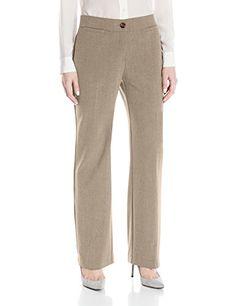 b1ebf6659af3 New Briggs Briggs New York Women s Petite Straight-Leg Pant Women s Fashion  Clothing online.