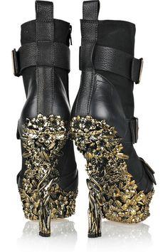 Alexander McQueen Boots |2013