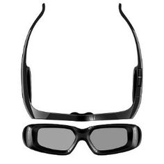 Universal 3D Infrared Active Shutter Glasses For Sony Bravia 3D HDTVs