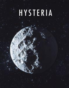 Hysteria Magazine / Universe