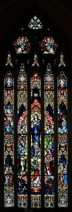 The Immaculate Conception - St. Aidan's Cathedral, Enniscorthy, Ireland