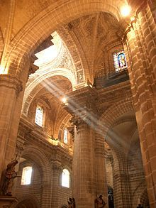 Jerez de la Frontera Cathedral, Andalucía, Spain. http://www.costatropicalevents.com/en/costa-tropical-events/andalusia/welcome.html
