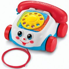 Fisher-Price Toddlerz Chatter Telephone:Amazon:Toys & Games