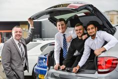 The apprentice scheme at JCT600 has been around for many years but 2014 saw a massive boost, trebling our previous numbers. In total, we employ 94 apprentices throughout the business and we're planning to expand on this next year.