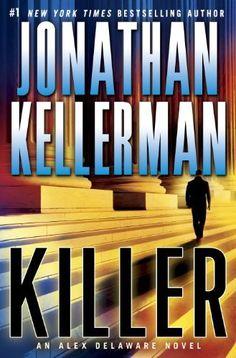 Killer: An Alex Delaware Novel by Jonathan Kellerman, http://www.amazon.ca/dp/B00EMX9QQA/ref=cm_sw_r_pi_dp_M33btb0GX478Z