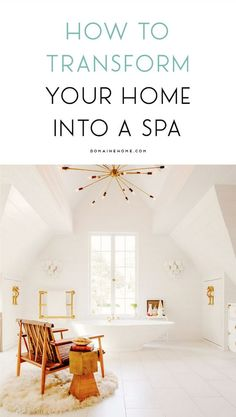 Everything you need for an instant at-home spa