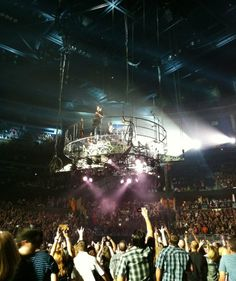 Nickelback. Here and Now Tour. 5/4/2012.