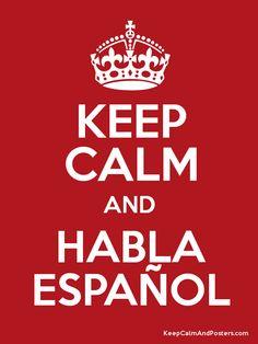 habla español.