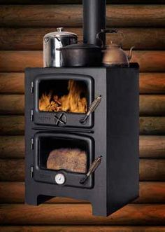 Nectre Bakers Oven... dreaming of warming our house and nourishing our bodies with one of these next year...