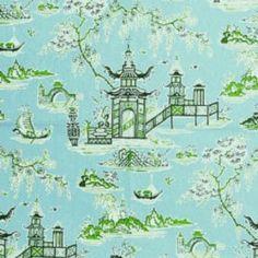 GreenHouse A8418 Blossom Fabric