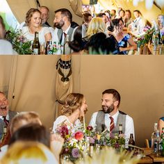 Tipi Wedding Photography - Harrie and Matt - Daffodil Waves Photography Blog Waves Photography, Wedding Photography, Tipi Wedding Inspiration, Thank You Both, Enjoy The Sunshine, Couple Portraits, My Favorite Part, Daffodils, Tent