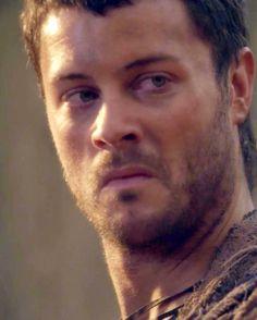 Dan Feuerriegel as Agron (Spartacus Vengeance)