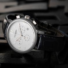 Swiss Made C3SWK-MK2 C3 Malvern Chronograph MK II Watch from Christopher Ward
