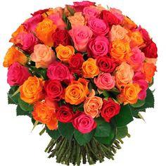 Envie Magnífico Bouquet de 40 Rosas para qualquer lugar da França com a FloraWeb http://www.floraweb.com.br/index.php/europa/franca/franca-buque-40-rosas.html#.VLlMfyvF9qU