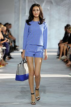gingham is the perfect print for Spring