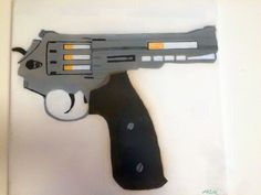 Raucher sind Selbstmörder Hand Guns, Smoking, Artworks, Firearms, Pistols, Revolvers