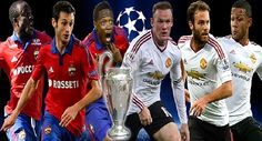 Live: CSKA Moscow vs Manchester United