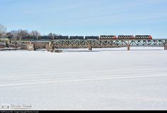 RailPictures.Net Photo: CN 5558 Canadian National Railway EMD SD60F at Otterburn Park, Quebec, Canada by Nicolas Houde