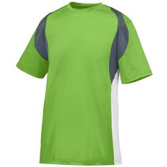 Style 1516 Youth Quasar Jersey (X-SMALL, LIME GRAPHITE WHITE) *** Details can be found by clicking on the image. (This is an affiliate link) #Shirts