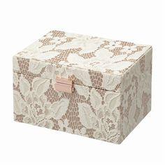 フェリール ジュエリー ボックス L ピンク(ピンク) Francfranc(フランフラン)公式サイト|家具、インテリア雑貨、通販